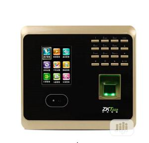 Zkteco Wifi Uf100plus Face Fingerprint Time Attendance | Computer Accessories  for sale in Lagos State, Ikeja