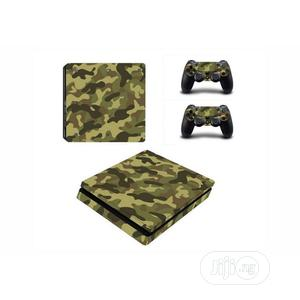 Sticker Console Decal Playstation 4 Controller Vinyl Skin Vice | Accessories & Supplies for Electronics for sale in Lagos State, Ikeja