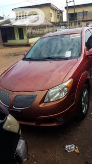 Pontiac Vibe 2005 Red | Cars for sale in Lagos State, Ifako-Ijaiye