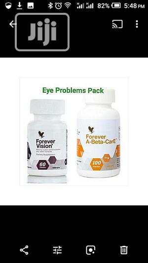 Forever Vision A-Beta-Care for Clearer Eyesight   Vitamins & Supplements for sale in Lagos State, Ikeja