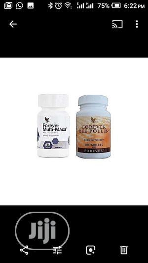 Multimaca & Bee Pollen 4 Premature Ejaculatn   Vitamins & Supplements for sale in Lagos State, Ikeja