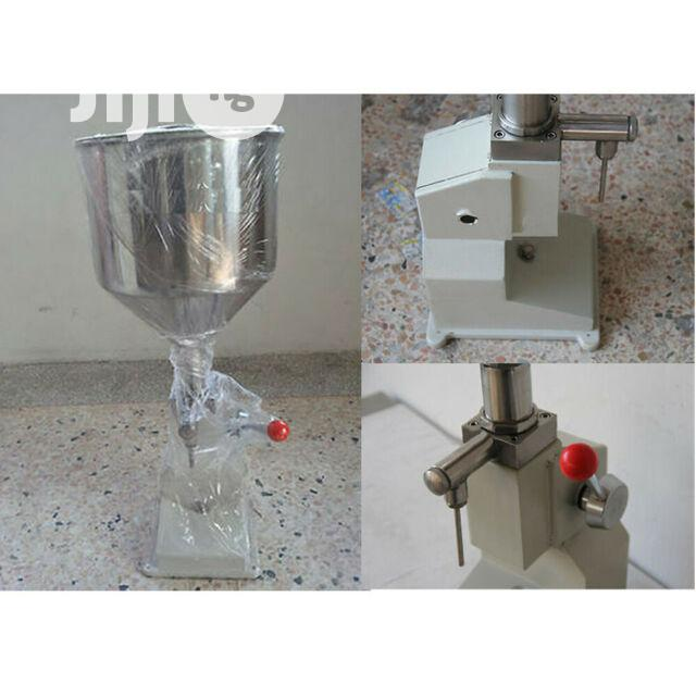 Manual Bottle Filling Machine For Cream Cosmetics Lotion Liquid Paste | Manufacturing Equipment for sale in Amuwo-Odofin, Lagos State, Nigeria