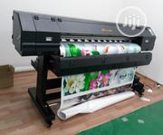 Printer Mimage Large Format Machine 6ft Xp6 1080 Dpi | Printing Equipment for sale in Lagos State, Surulere