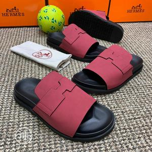 Hermes Slippers for Men   Shoes for sale in Lagos State, Surulere