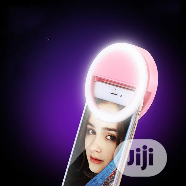 Phone Make Up and Selfie Light