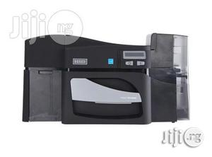 Fargo Dtc4500e Dual Sided ID Card Printer and Encoder   Printers & Scanners for sale in Lagos State, Ikeja