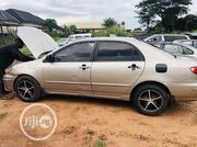 Toyota Corolla 2003 Sedan Gold | Cars for sale in Delta State, Oshimili South
