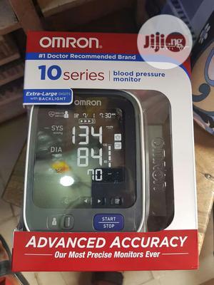 Omron Blood Pressure Monitor   Medical Supplies & Equipment for sale in Lagos State, Lagos Island (Eko)