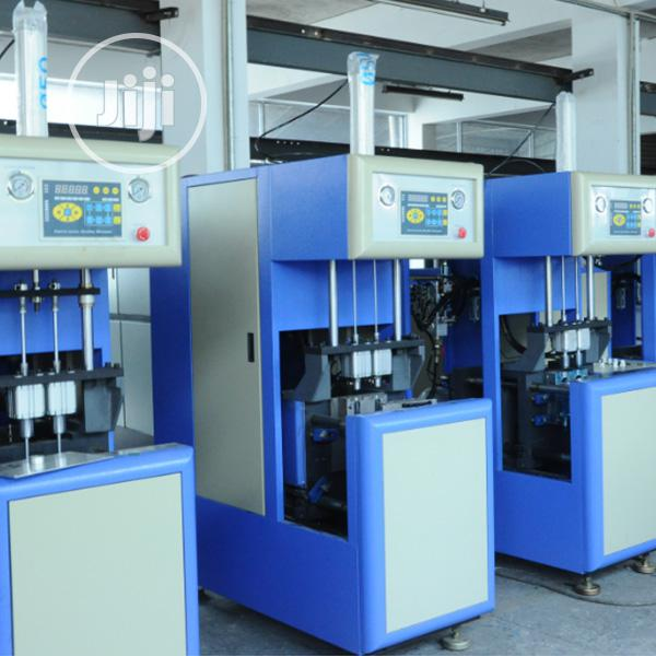 Pet Blower Machine For Plastic Bottle Moulding   Manufacturing Equipment for sale in Ojo, Lagos State, Nigeria