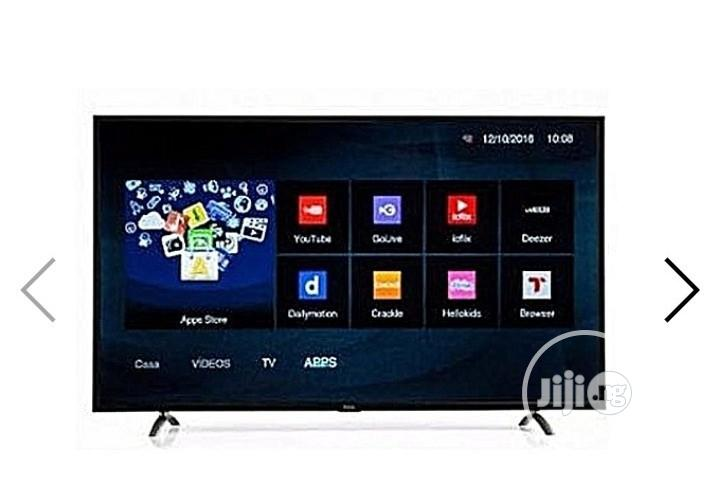 Tcl 40 Inch Smart Led Tv, With Internet Facility Video Usb.