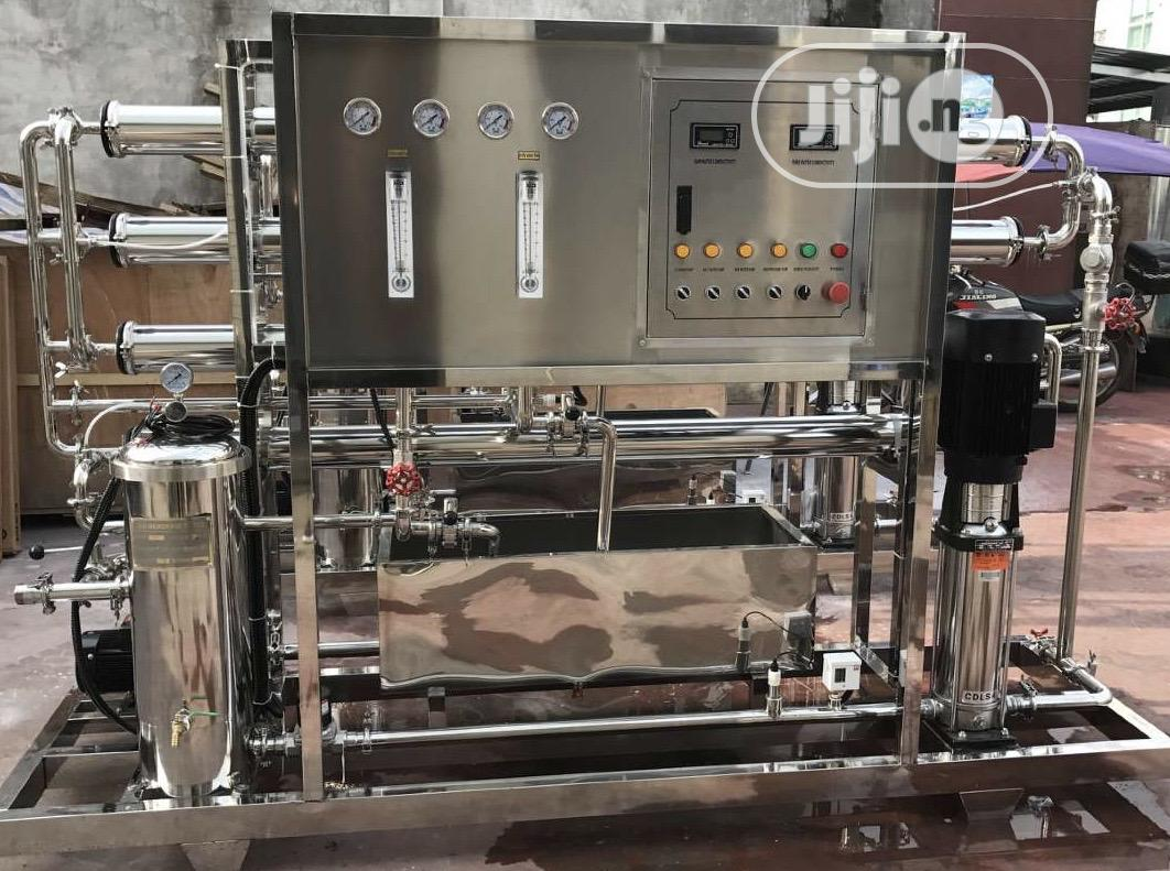 Reverse Osmosis Water Treatment For Industrial And Domestic Use