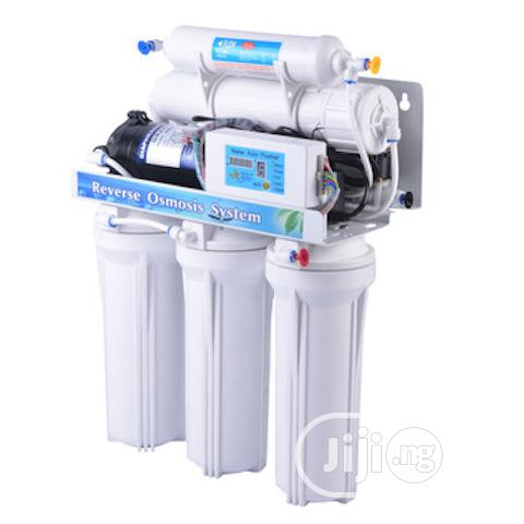 Reverse Osmosis Water Treatment For Industrial And Domestic Use | Manufacturing Equipment for sale in Ojo, Lagos State, Nigeria