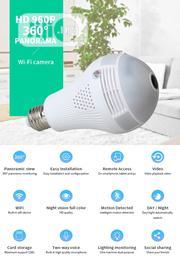 Led CCTV Mini Camera Bulb | Security & Surveillance for sale in Ekiti State, Ado Ekiti