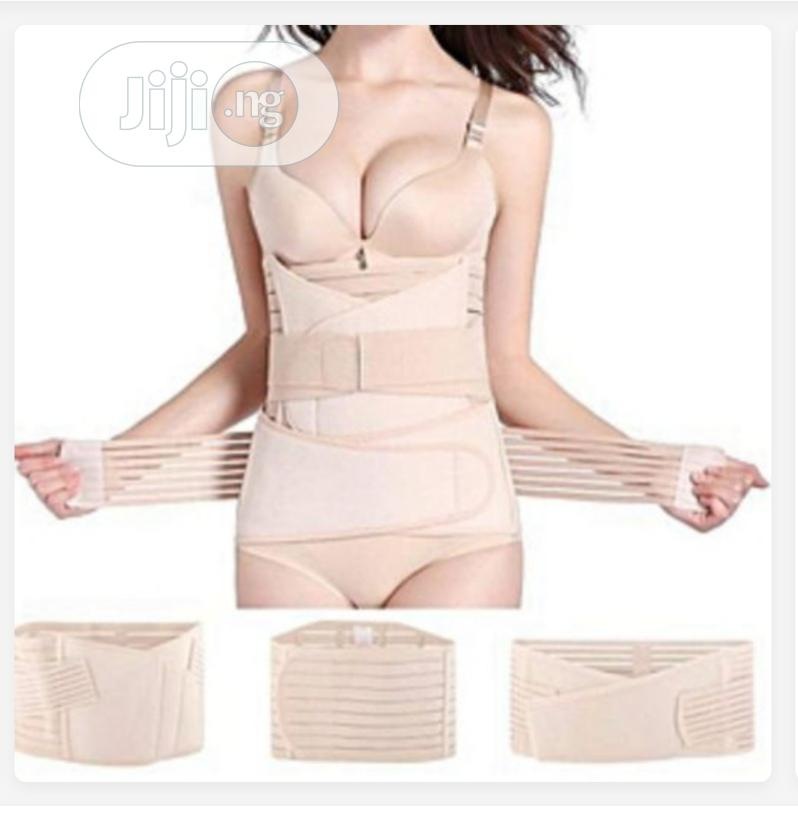 3 In1 Post Partum Belly Belt Body Shapewear | Clothing Accessories for sale in Mushin, Lagos State, Nigeria