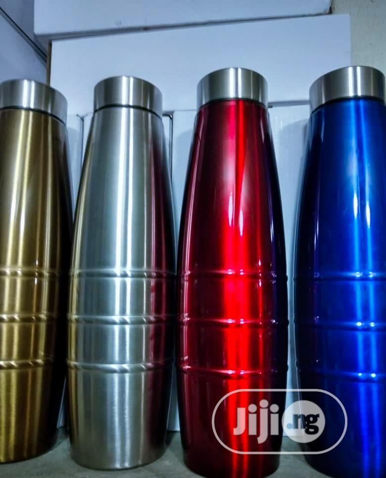 Multicolured Water Flask Water Bottle For Corporate Gift And Souvenirs