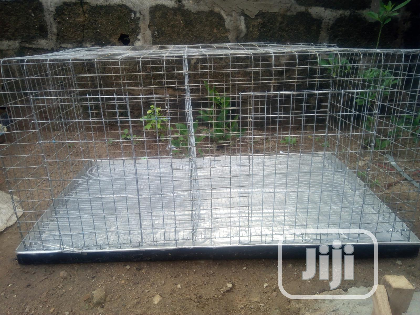 Rabbit Cage | Farm Machinery & Equipment for sale in Ikotun/Igando, Lagos State, Nigeria
