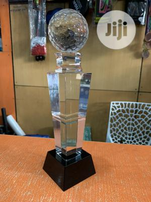 Crystal Award Plaque   Arts & Crafts for sale in Lagos State, Victoria Island