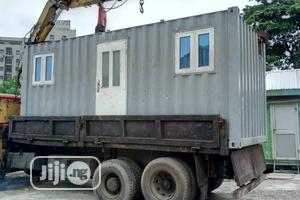 Rent Container Office Cabin for Rent. | Manufacturing Equipment for sale in Lagos State, Surulere