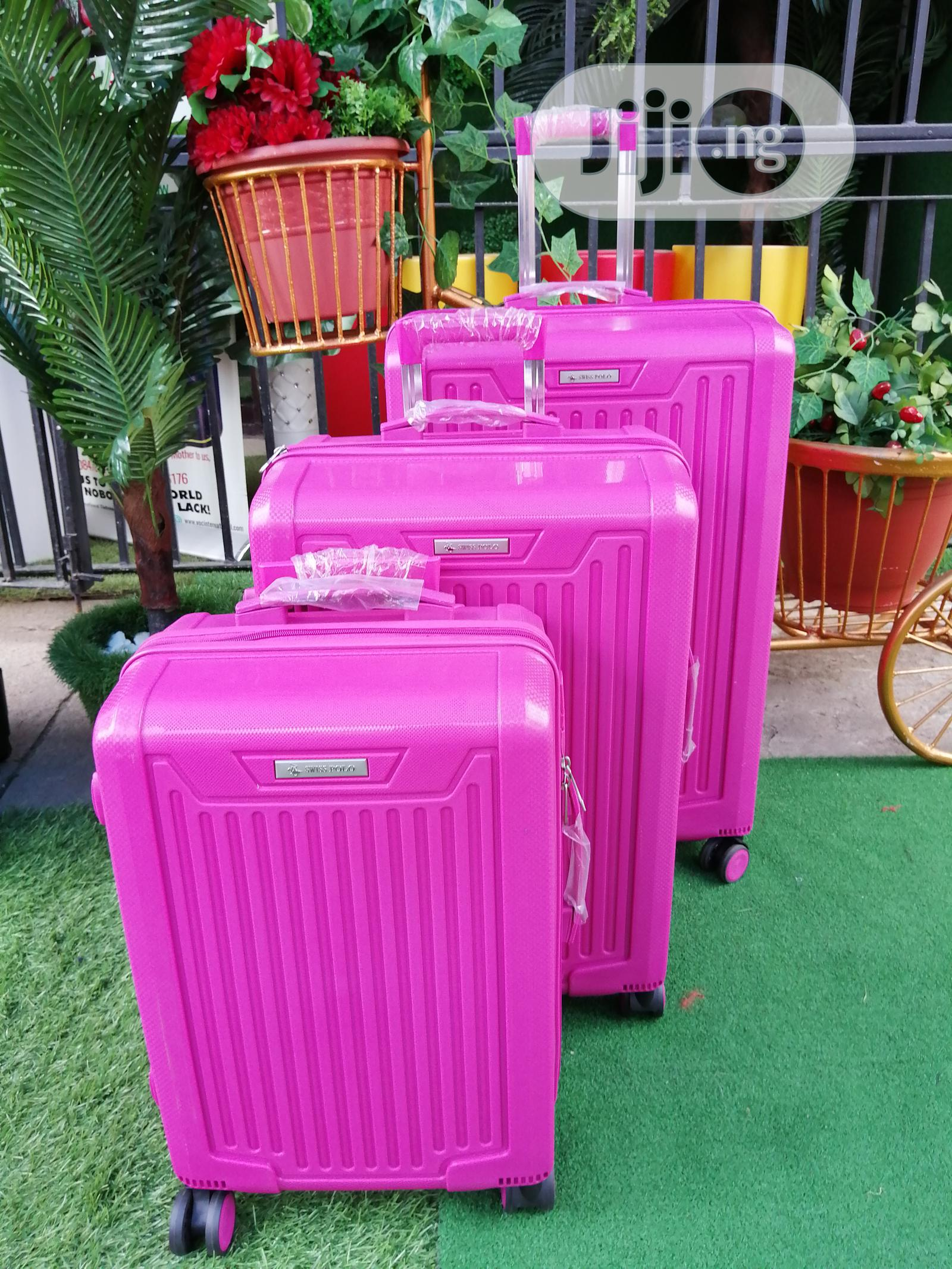 Suppliers Of Quality Fashion Luggages