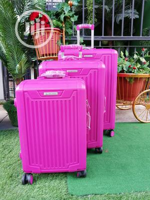 Quality ABS Trolley Luggages   Bags for sale in Edo State, Esan North East