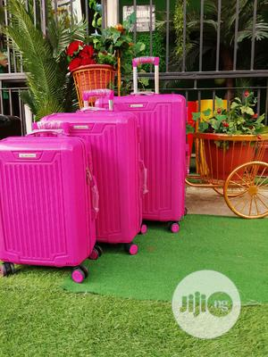 Fancy 3 In 1 ABS Luggage   Bags for sale in Borno State, Bama