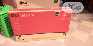LG Tv 43'' + 1 Free Tv Guard
