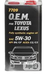 Mannol 7709 Fully Synthetic Engine Oil ( For Toyota & Lexus) | Vehicle Parts & Accessories for sale in Lagos State, Ikeja