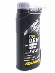 Mannol 7709 Fully Synthetic Engine Oil 1LT.( For Toyota & Lexus) | Vehicle Parts & Accessories for sale in Lagos State