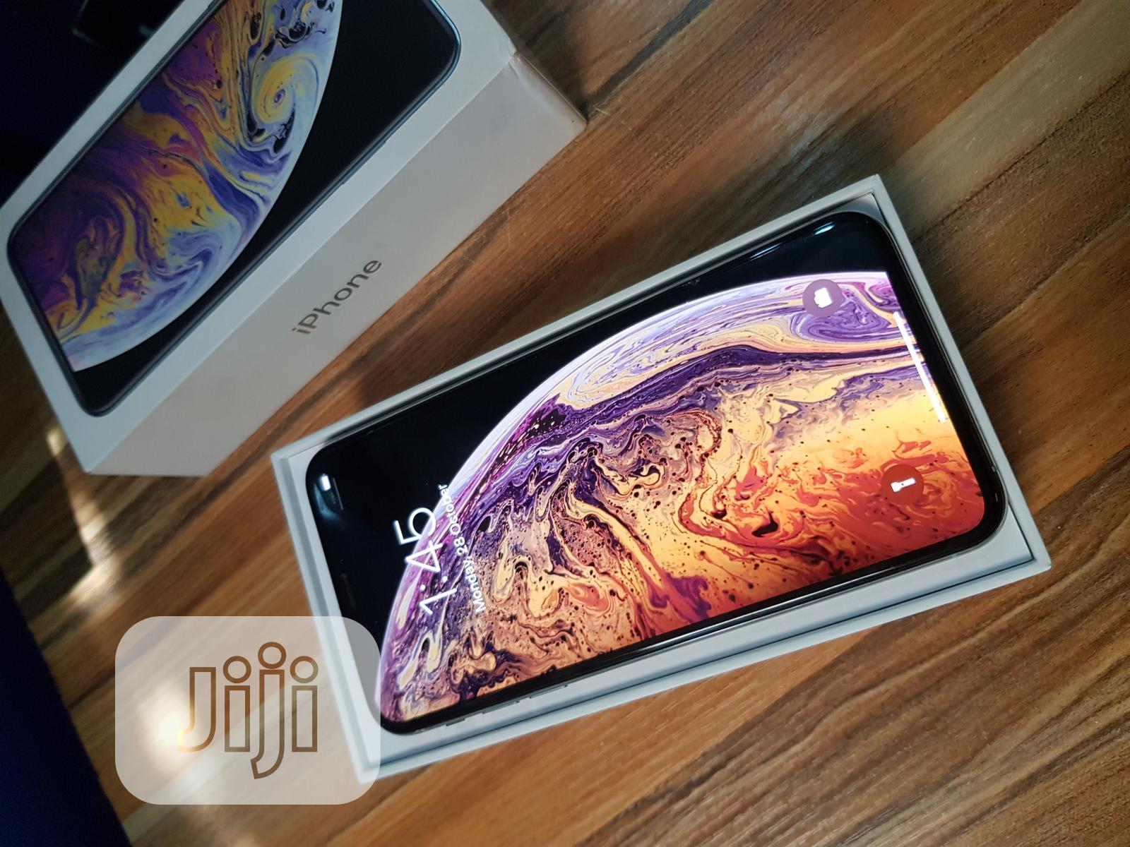 Apple iPhone XS Max 512 GB White