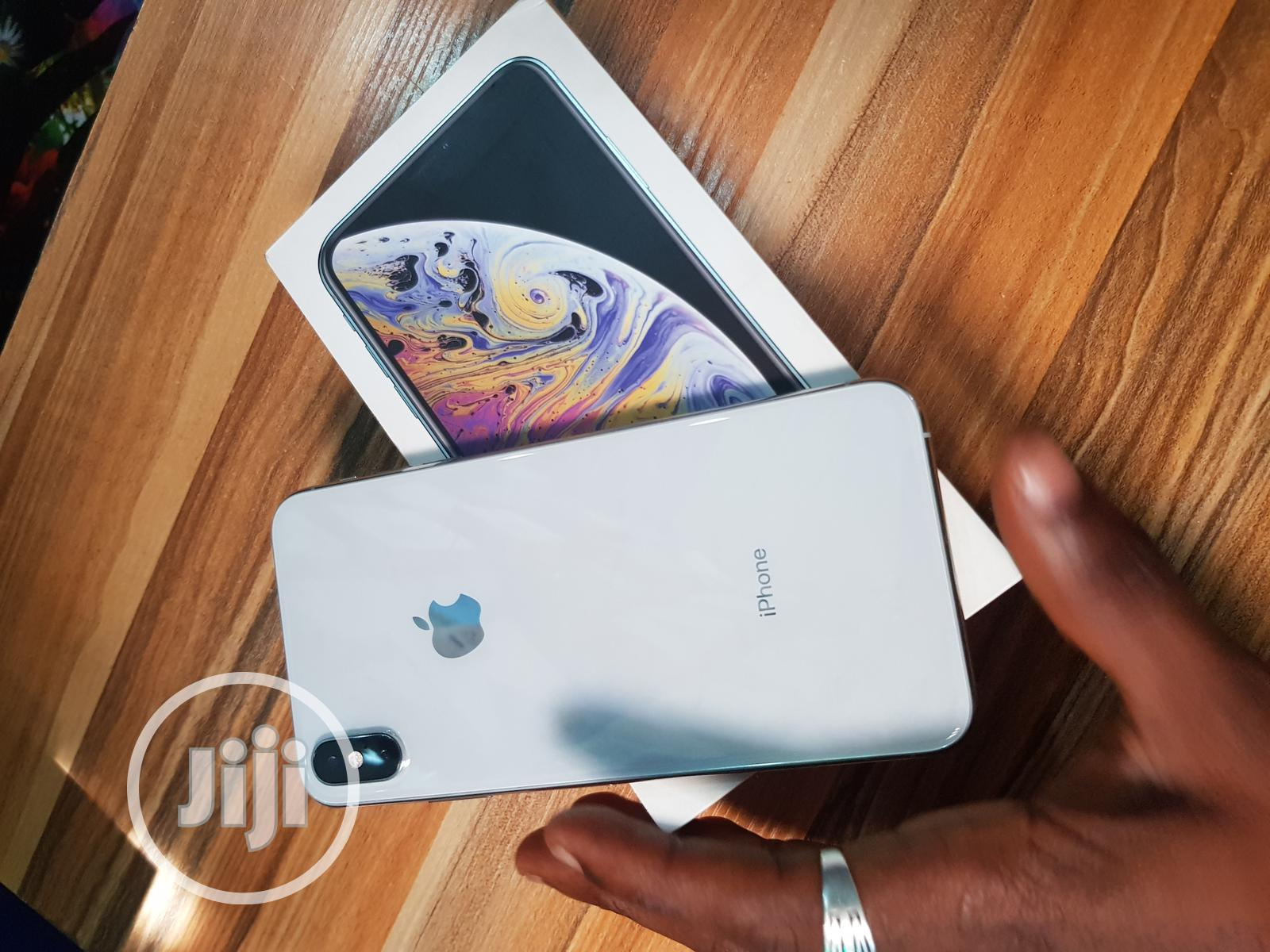 Apple iPhone XS Max 512 GB White | Mobile Phones for sale in Wuse, Abuja (FCT) State, Nigeria