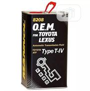 Mannol 8208 O.E.M Type T-iv. (For Toyota & Lexus) | Vehicle Parts & Accessories for sale in Lagos State