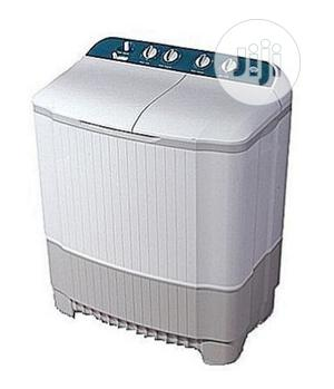 Hisense 7.2kg Twin Tube Washing Machine With Spin and Drain | Home Appliances for sale in Lagos State, Lagos Island (Eko)