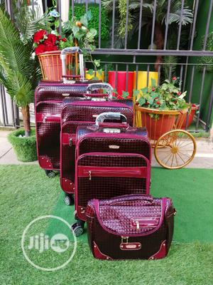 Arfordable Luggage With Fancy Handbag   Bags for sale in Niger State, Borgu