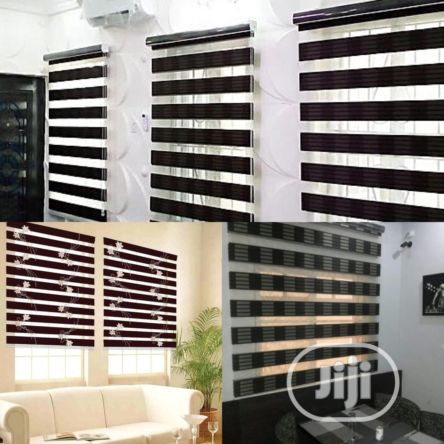 Archive: Latest Designs Of Day And Night Window Blinds