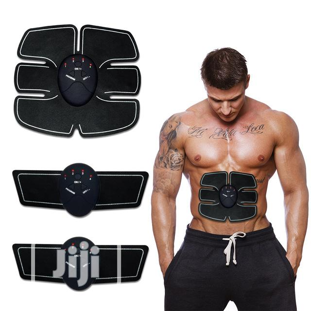 Ems Abs Stimulator Muscle Stimulator Body Exerciser Belt