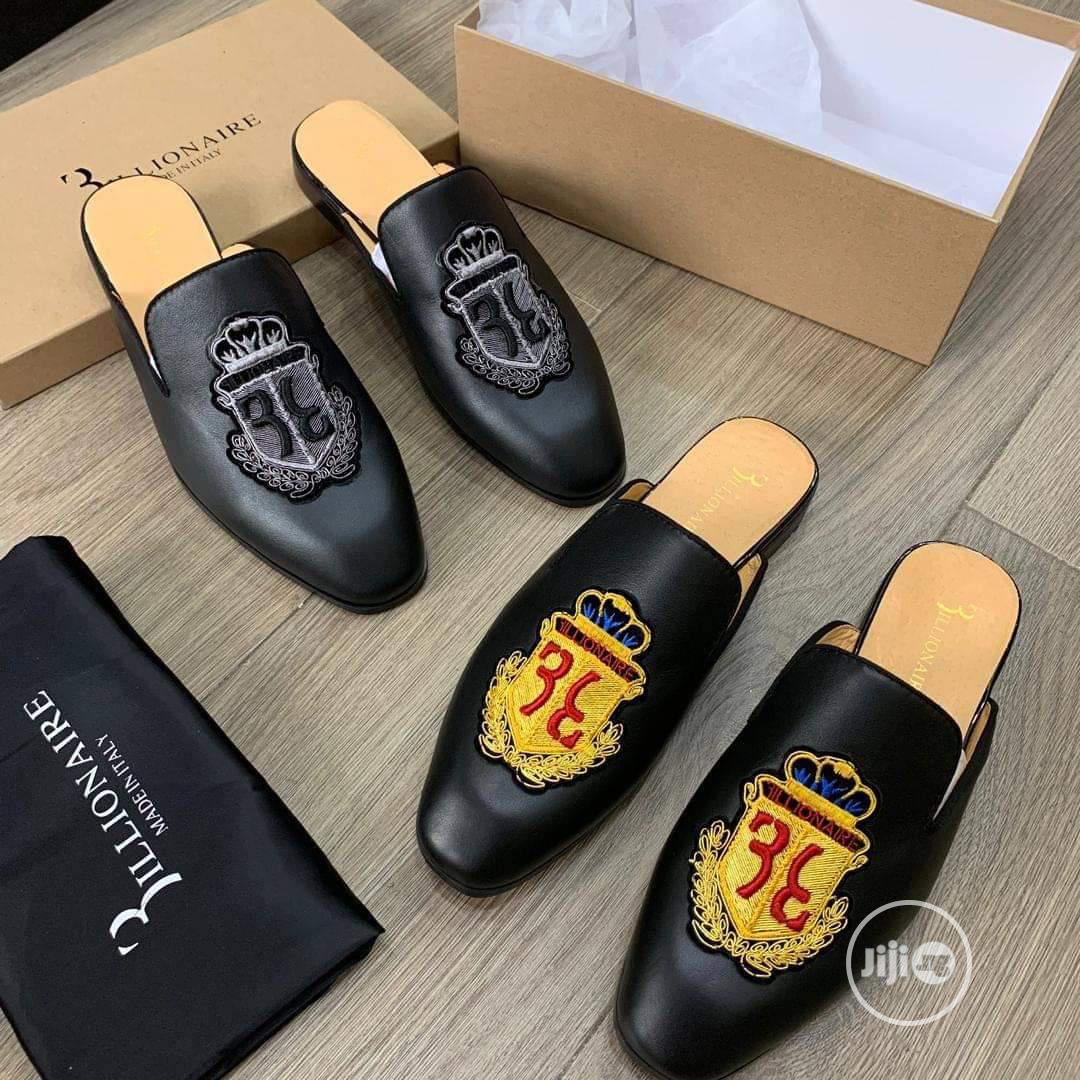 Billionaire Half Shoe
