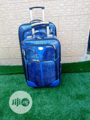 Exotic Blue Luggage   Bags for sale in Kano State, Dawakin Kudu