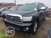 Toyota Sequoia 2010 Black | Cars for sale in Lagos State, Apapa