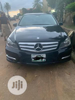 Mercedes-Benz C300 2012 Black   Cars for sale in Lagos State, Ikeja