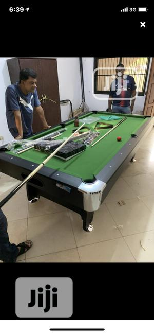Pool Table   Sports Equipment for sale in Lagos State, Ilupeju