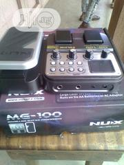 Nux Me-100 Modelling Guitar Processor | Audio & Music Equipment for sale in Lagos State, Lekki Phase 1