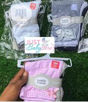 3in1 Luvable Friends Baby Pants Leggings | Children's Clothing for sale in Lagos State, Ajah