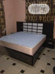 6by4 Bed Frame Wt Original Mattress | Furniture for sale in Lagos State, Ojo