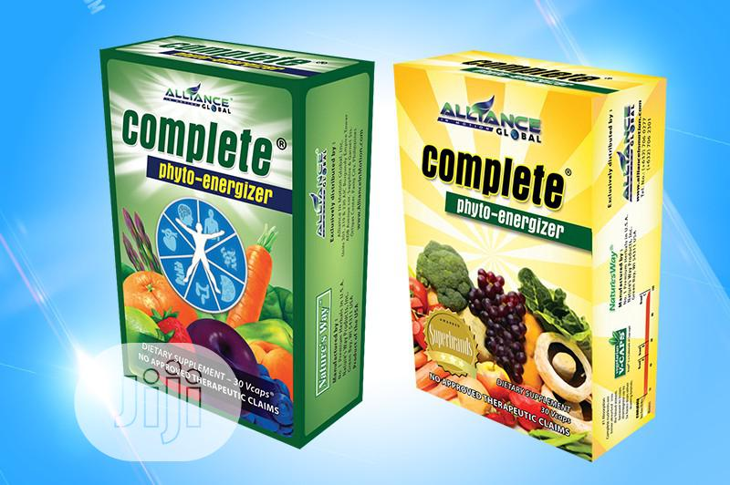 Archive: Complete Phyto-Energizer