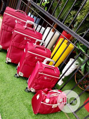 Exotic Fancy 5 in 1 Luggage   Bags for sale in Ebonyi State, Ikwo