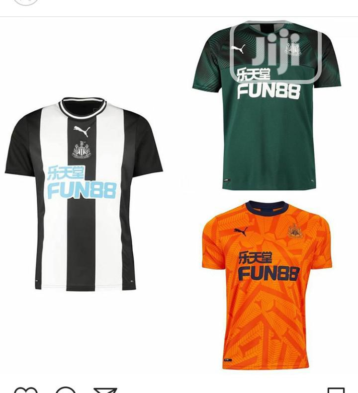 Archive: Newcastle Home,Away And Third Kit Jersey