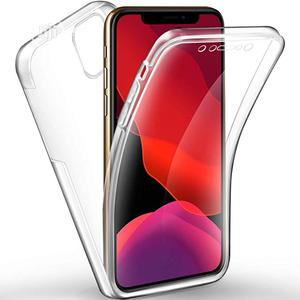 360 Degree Transparent Protection Phone Case for iPhone 11   Accessories for Mobile Phones & Tablets for sale in Lagos State, Ikeja