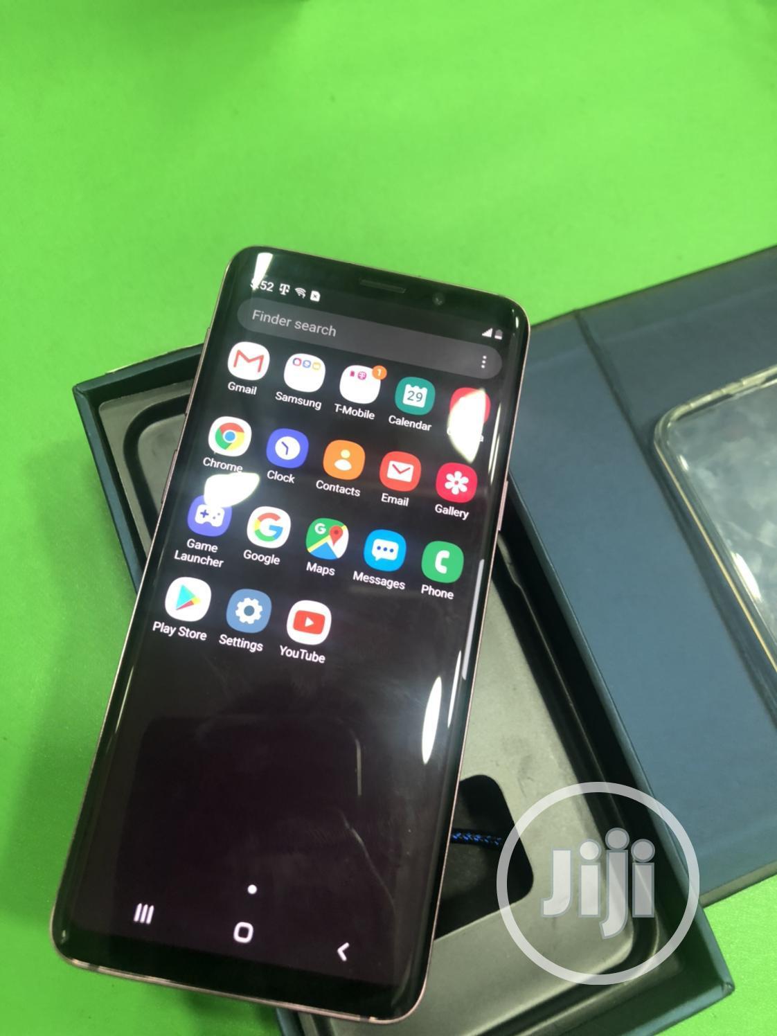 Samsung Galaxy S9 128 GB Gray