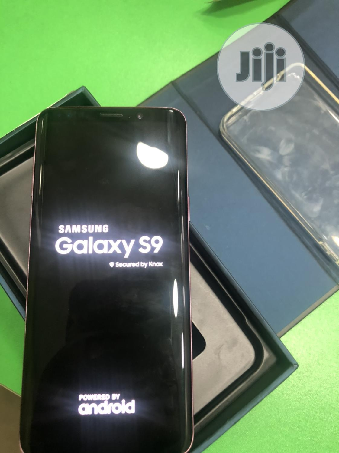 Samsung Galaxy S9 128 GB Gray | Mobile Phones for sale in Ikeja, Lagos State, Nigeria