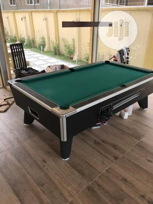 Brand New British Coin Snooker   Sports Equipment for sale in Lagos State, Badagry